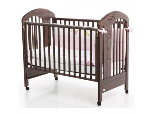 Детская кроватка Fiorellino Fiore 12347 орех, вид 9