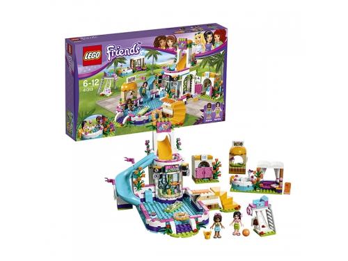Конструктор Lego Friends Летний бассейн, вид 1