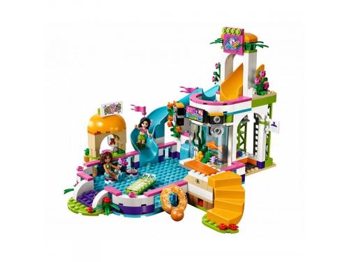 Конструктор Lego Friends Летний бассейн, вид 4