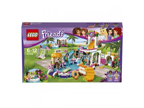 Конструктор Lego Friends Летний бассейн, вид 2