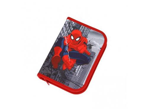 Товар Scooli Spider-Man, 30 позиций, 6/36 пенал с наполнением, вид 1