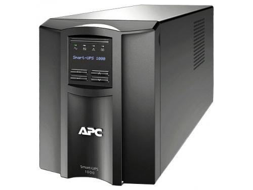 Источник бесперебойного питания APC by Schneider Electric Smart-UPS 1000VA LCD 230V, вид 1