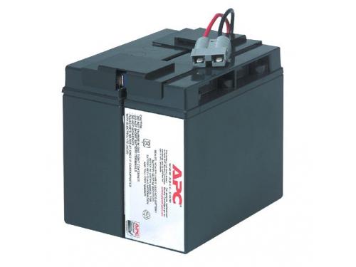 Батарея аккумуляторная для ИБП APC RBC7 (12 В, 17 Ач), вид 1