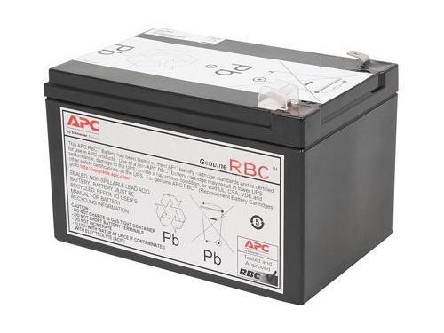 Источник бесперебойного питания Батарея аккумуляторная APC RBC4 (12 В, 12 Ач), вид 1