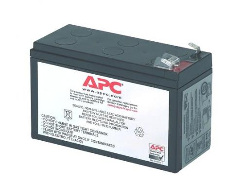Источник бесперебойного питания Батарея аккумуляторная APC RBC17 (12 В, 9 Ач), вид 1