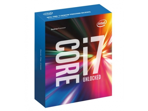 Процессор Intel Core i7-6700 Skylake (3400MHz, LGA1151, L3 8192Kb, Box), вид 1