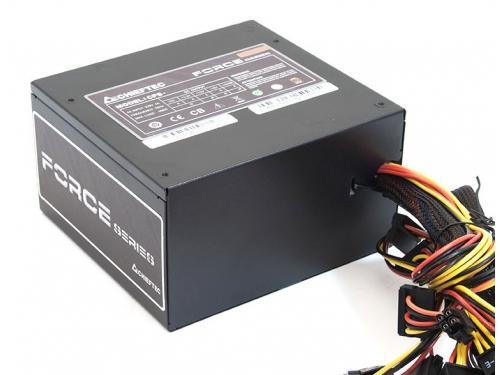 Блок питания Chieftec CPS-750S (750 Вт, ATX V2.3), вид 2