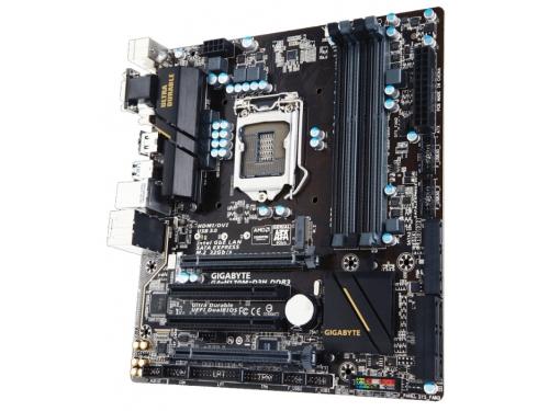 ����������� ����� GIGABYTE GA-H170M-D3H DDR3 Soc-1151 H170 DDR3, ��� 1