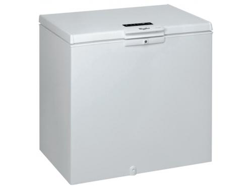 Холодильник Морозильный ларь Whirlpool WHE 2533 белый, вид 1