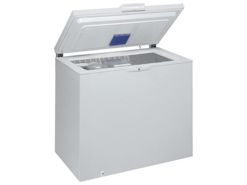 Холодильник Морозильный ларь Whirlpool WHE 2533 белый, вид 2