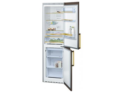 Холодильник Bosch KGN39AD18R коричневый, вид 1