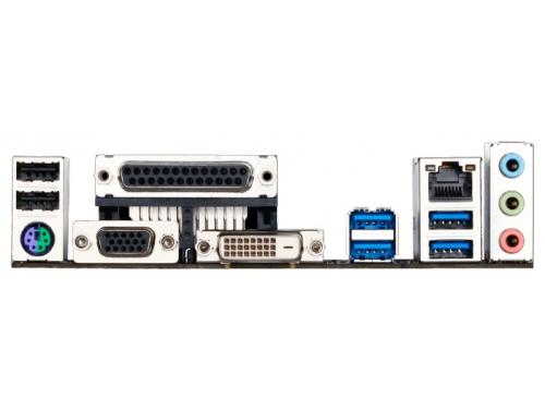 Материнская плата GIGABYTE GA-B150M-D3V DDR3 Soc-1151, вид 3