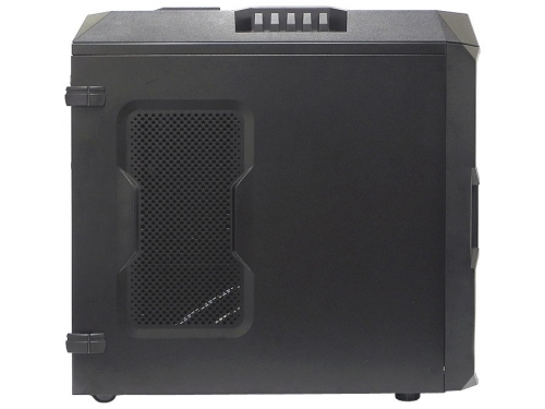 Корпус IN WIN BUC101 600W Black (BUC668BL), вид 3