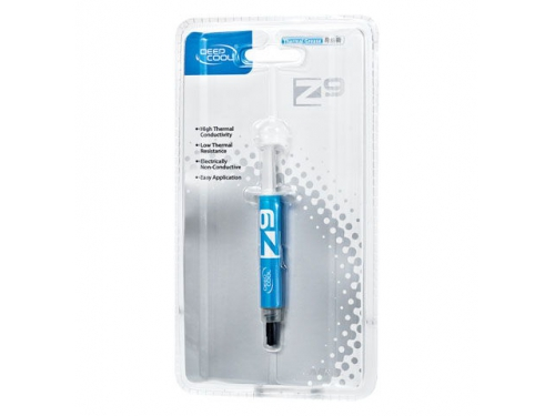 Термопаста DEEPCOOL Z9 (шприц, 3 гр.), вид 2