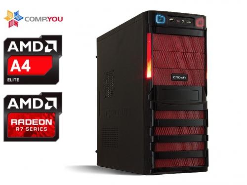 Системный блок CompYou Home PC H555 (CY.340365.H555), вид 1