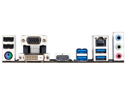 Материнская плата GIGABYTE GA-B150M-HD3 DDR3 Soc-1151, вид 3