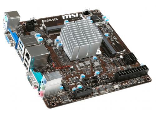 Материнская плата MSI N3050I ECO with Intel® Celeron, вид 1
