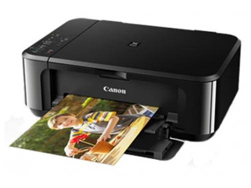 МФУ Canon PIXMA MG3640 черный, вид 1