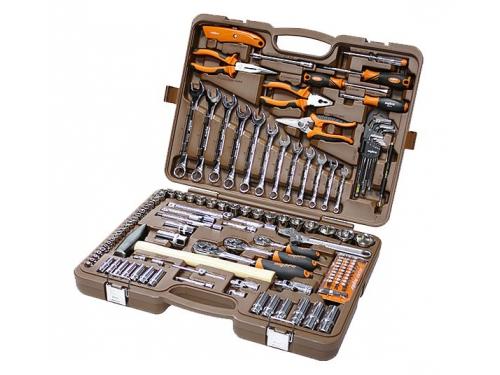 Набор инструментов OMBRA OMT131S (универсальный, 131 предмет), вид 1