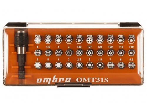 ����� ������������ OMBRA OMT131S (�������������, 131 �������), ��� 3