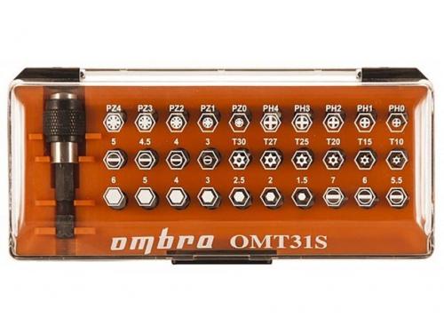 Набор инструментов OMBRA OMT131S (универсальный, 131 предмет), вид 3