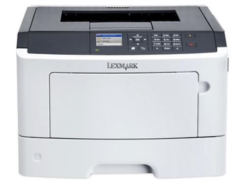 Лазерный ч/б принтер Lexmark MS415dn, вид 1