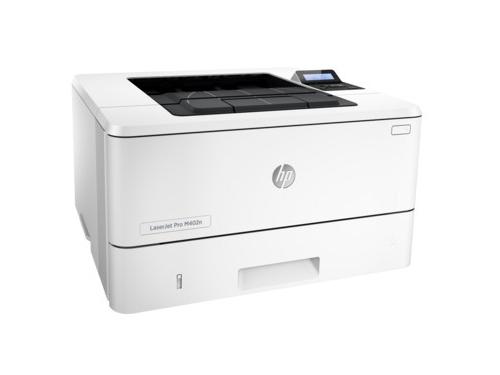 Лазерный ч/б принтер HP LaserJet Pro 400 M402n, вид 1