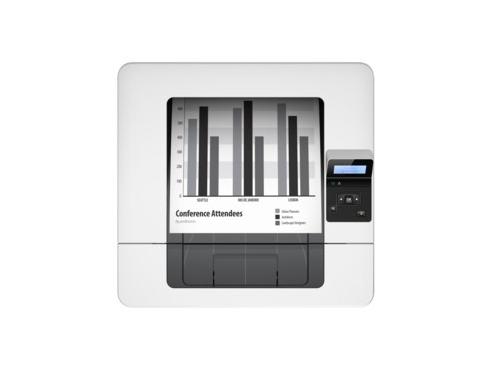 Лазерный ч/б принтер HP LaserJet Pro 400 M402n, вид 7