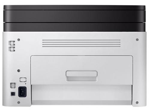 МФУ SAMSUNG SL-C480, лазерное цветное, вид 2