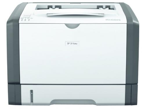Лазерный ч/б принтер Ricoh Aficio SP 311DN, вид 2
