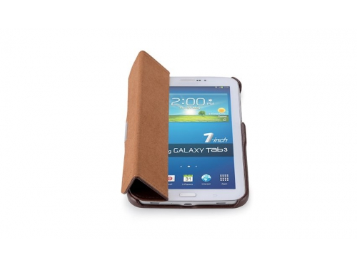 Чехол для планшета Хundo для Galaxy Tab3 Р3200 Brown, вид 1
