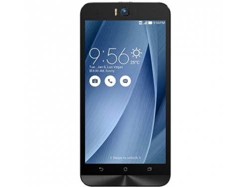 Смартфон Asus ZenFone Selfie ZD551KL 32Gb, серебристый, вид 1