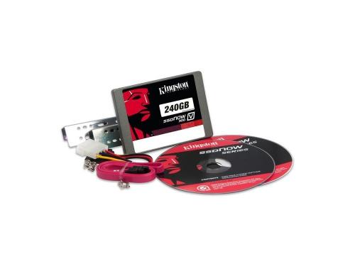 Жесткий диск Kingston SV300S3D7/240G (SSD 240 Gb, с кронштейном-переходником на 3.5''), вид 4