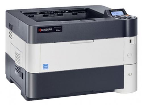 Лазерный ч/б принтер Kyocera P4040DN (1102P73NL0), вид 1