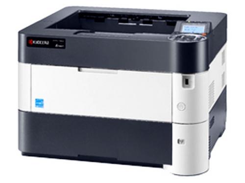 Лазерный ч/б принтер Kyocera P4040DN (1102P73NL0), вид 2