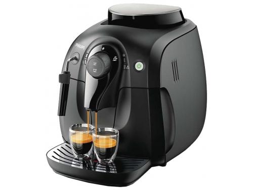 Кофемашина PHILIPS HD8649/01 Чёрная, вид 1