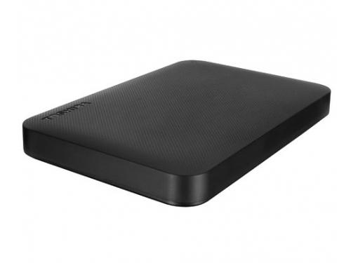 Жесткий диск Toshiba Canvio Ready 1TB (HDTP210EK3AA, внешний, USB3.0), чёрный, вид 1