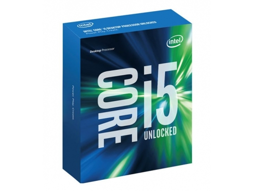 Процессор Intel Core i5-6600 Skylake (3300MHz, LGA1151, L3 6144Kb, Retail), вид 1