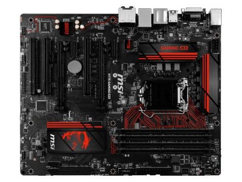 ����������� ����� MSI H170 GAMING M3 (mATX, LGA1151, Intel H170, DVI-D / HDMI), ��� 1