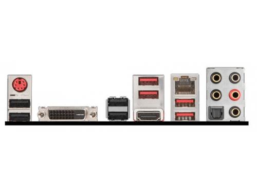 ����������� ����� MSI H170 GAMING M3 (mATX, LGA1151, Intel H170, DVI-D / HDMI), ��� 4