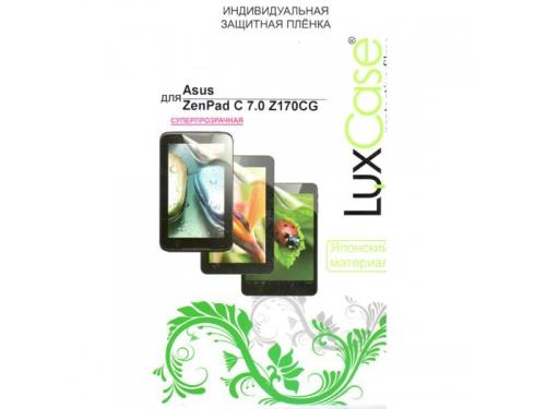 Защитная пленка для планшета LuxCase  ASUS ZenPad C 7.0 Z170CG  (Суперпрозрачная), вид 1