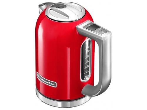 Чайник электрический KitchenAid 5KEK1722EER Красный, вид 2