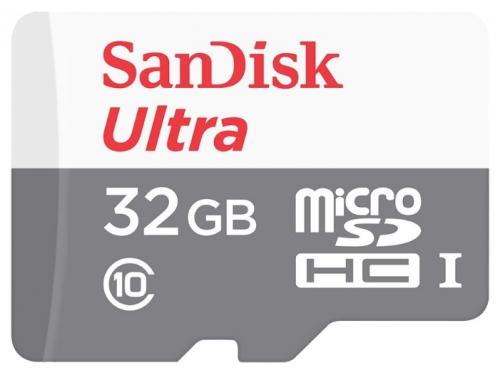 Карта памяти Sandisk Ultra microSDHC Class 10 UHS-I 48MB/s 32GB, вид 1