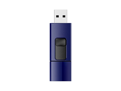 Usb-флешка Silicon Power Blaze B05 16GB, тёмно-синяя, вид 1