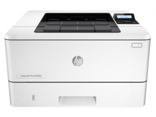 Лазерный ч/б принтер HP LaserJet Pro 400 M402n, вид 2