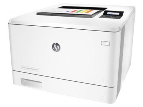 Лазерный цветной принтер HP Color LaserJet Pro M452dn CF389A, вид 2