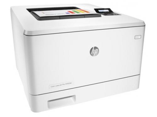 Лазерный цветной принтер HP Color LaserJet Pro M452dn CF389A, вид 3