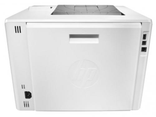 Лазерный цветной принтер HP Color LaserJet Pro M452dn CF389A, вид 4