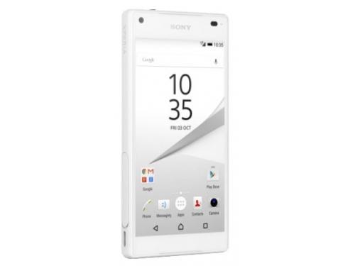 Смартфон Sony Xperia Z5 Compact белый, вид 3