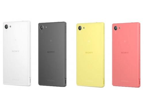 Смартфон Sony Xperia Z5 Compact белый, вид 7